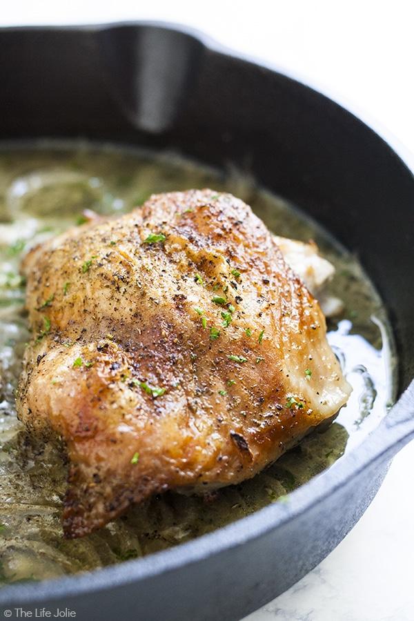 Roast Turkey thighs