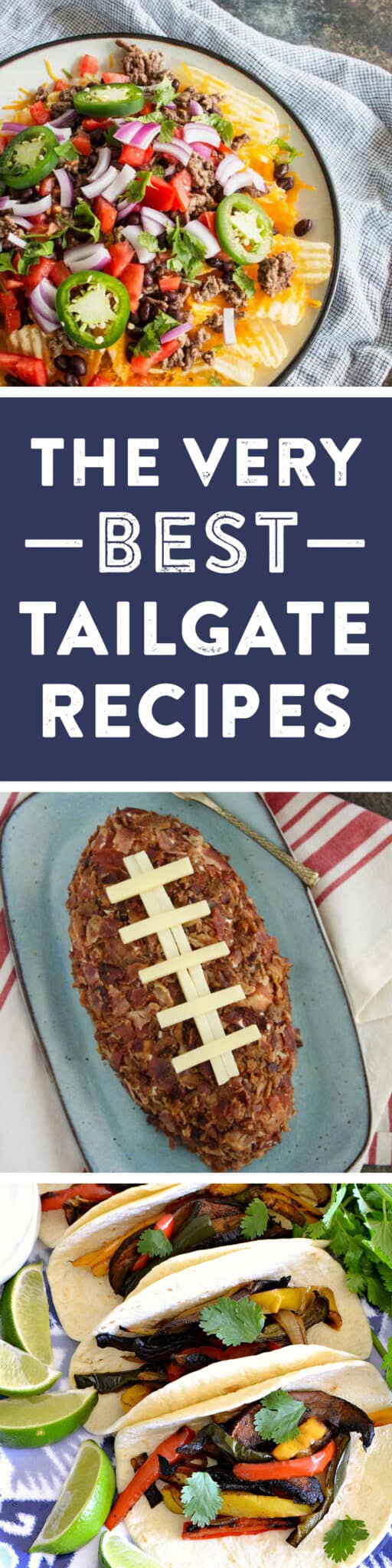 Here's a killer collection of gameday snacks that are sure to make your tailgating delicious and unforgettable!